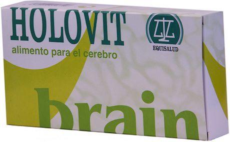 Equisalud Holovit Brain 20 ampollas
