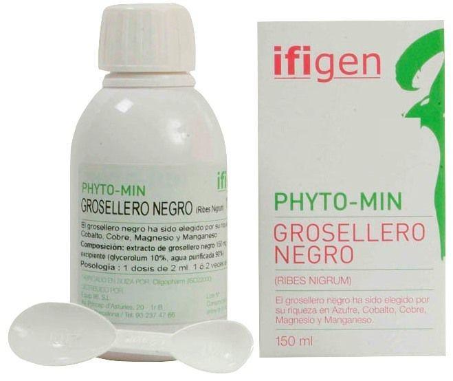 Ifigen Phyto-Min Grosellero Negro 150ml