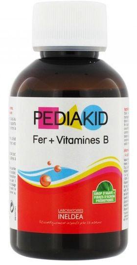 Ineldea Pediakid Hierro Vitamina B jarabe 125ml