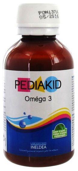Ineldea Pediakid Omega 3 jarabe 125ml