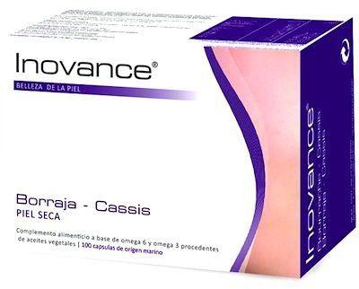 Inovance Borraja-Cassis 100 cápsulas