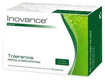 Inovance Tolerancia 90 comprimidos