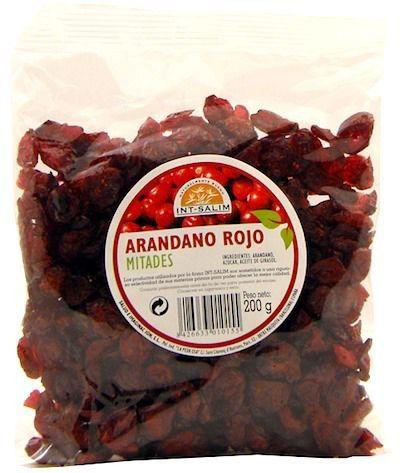 Int-Salim Arándano Rojo 200g
