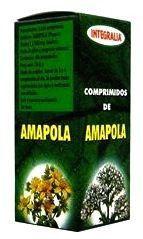 Integralia Amapola 500mg 60 comprimidos