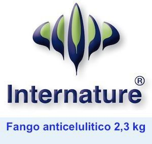 Internature Fango Anticelulítico 2,3Kg