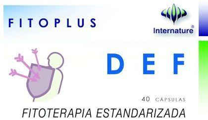 Internature Fitoplus Def 30 cápsulas