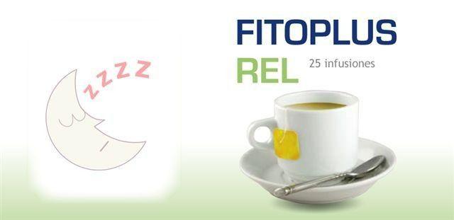 Internature Fitoplus Rel 25 filtros