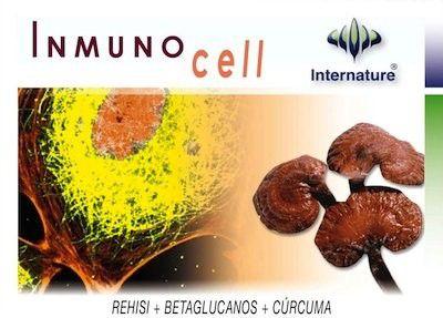 Internature Inmunocell 60 cápsulas