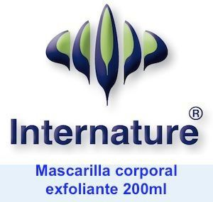Internature Mascarilla Corporal Exfoliante 200ml