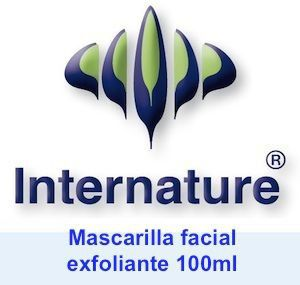 Internature Mascarilla Facial Exfoliante 100ml