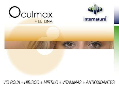 Internature Oculmax 30 cápsulas