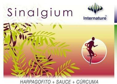 Internature Sinalgium 30 cápsulas