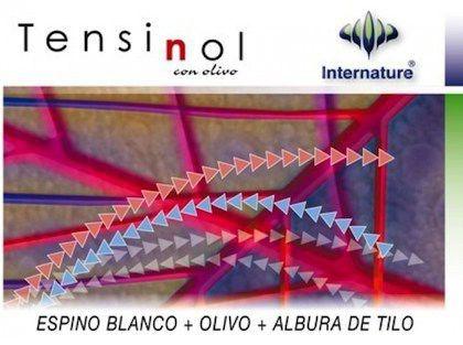 Internature Tensinol 30 cápsulas