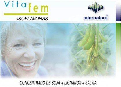 Internature Vitafem 30 cápsulas