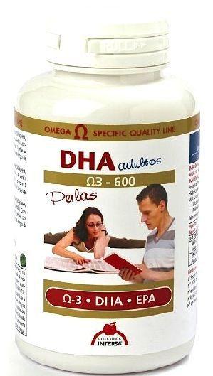 Intersa DHA Adultos 90 perlas