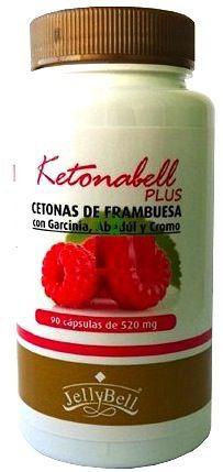 JellyBell Ketonabell Plus 90 cápsulas