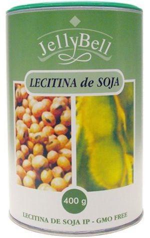 JellyBell Lecitina de Soja IP bote 400g