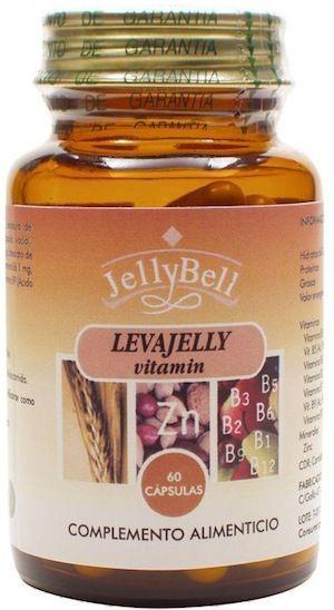 JellyBell Levajelly Vitamin 60 cápsulas