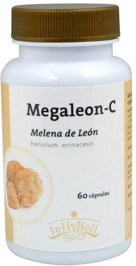 JellyBell Megaleón C 60 cápsulas