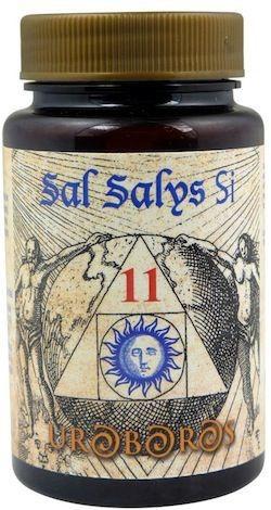 JellyBell Sal Salys 11 Si 60 comprimidos