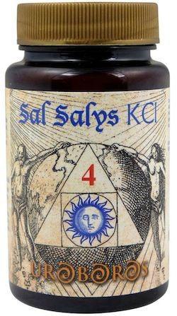 JellyBell Sal Salys 04 KCl 60 comprimidos