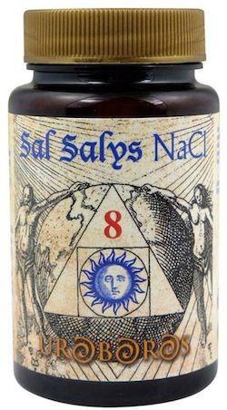 JellyBell Sal Salys 08 NaCl 60 comprimidos