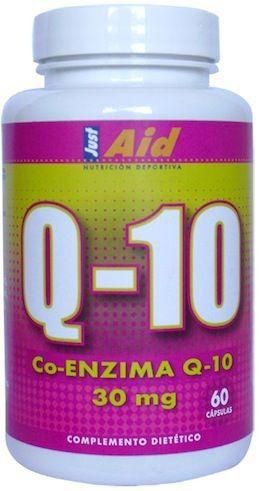Just Aid Coenzima Q10 60 cápsulas