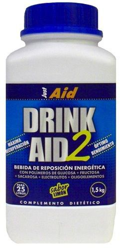 Just Aid Drink Aid 2 Limón 1,5kg