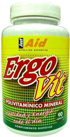 Just Aid Ergovit 90 cápsulas