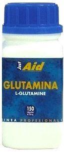 Just Aid L-Glutamina 150 cápsulas