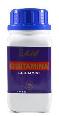 Just Aid L-Glutamina Pura 150g
