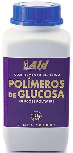 Just Aid Polimeros de Glucosa 1,5Kg