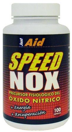 Just Aid Speed Nox 100 cápsulas
