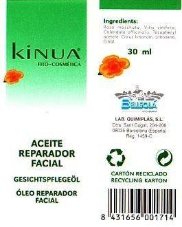 Kinua Aceite Reparador 30ml