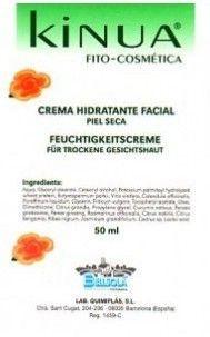 Kinua Crema Hidratante Piel Seca 50ml