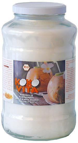 Kokovita Aceite de Coco Desodorizado 1 L