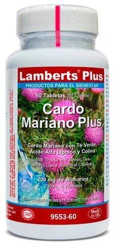 Lamberts Plus Cardo Mariano Plus 60 comprimidos