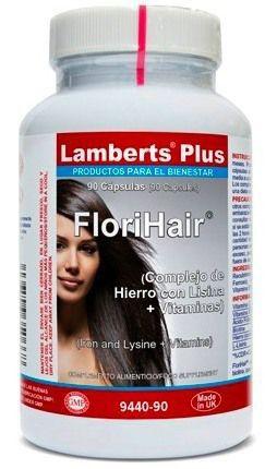 Lamberts Plus Florihair 90 cápsulas