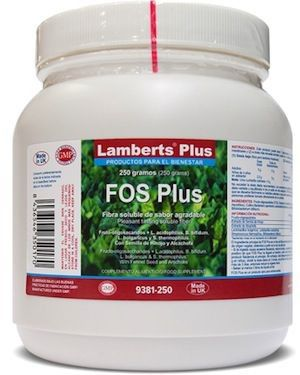 Lamberts Plus FOS Plus 250g polvo