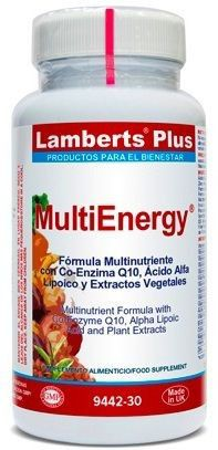 Lamberts Plus Multienergy 90 comprimidos
