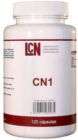 LCN CN 1 120 cápsulas