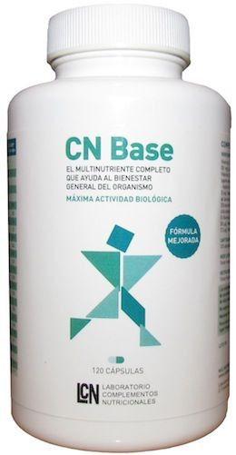 LCN CN Base 120 cápsulas