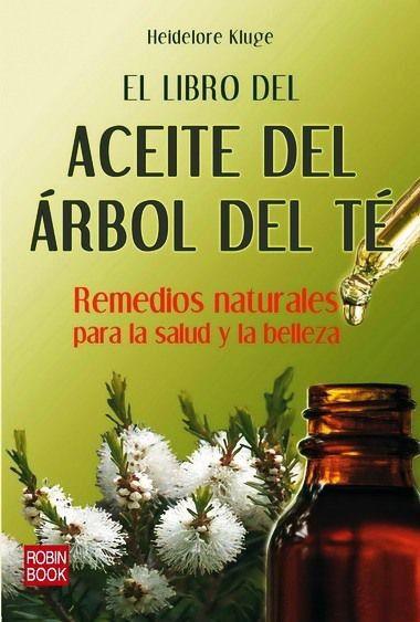"""Libro """"El Aceite del Árbol del Té"""""""