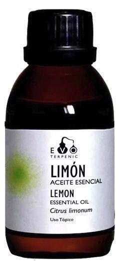 Terpenic EVO Limón Aceite Esencial Bio 100ml