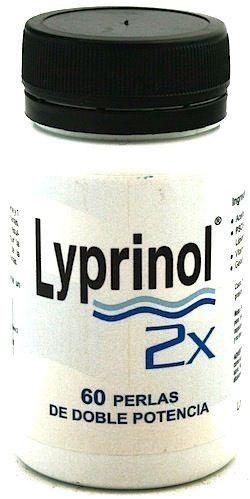 Lyprinol 2X 60 perlas