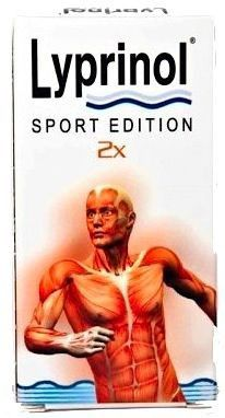 Lyprinol 2X Sport Edition 90 perlas