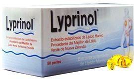 Lyprinol 50 perlas