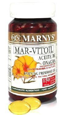 Marnys Aceite de Onagra 500mg 150 perlas