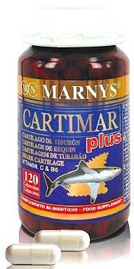 Marnys Cartimar Plus 120 cápsulas