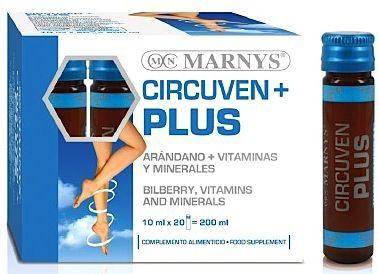 Marnys Circuven Plus 20 ampollas